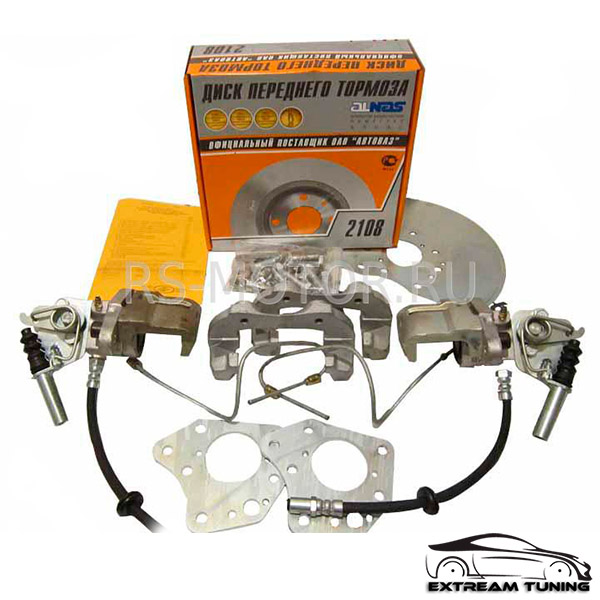задние дисковые тормоза дизаин сервис