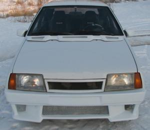 Бампер передний 2108-099 «Макс»