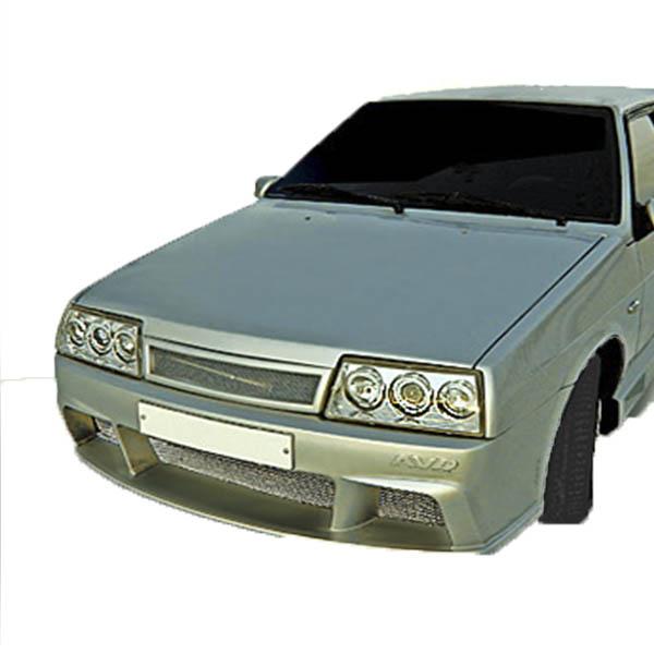 Передний бампер «AVR»(Lada Samara) ВАЗ 2108, 2109, 2109