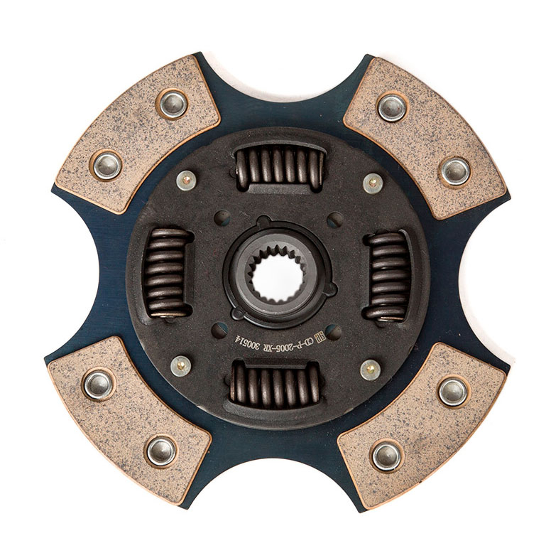 Диск сцепления металлокерамика Pilenga ВАЗ-2110-12