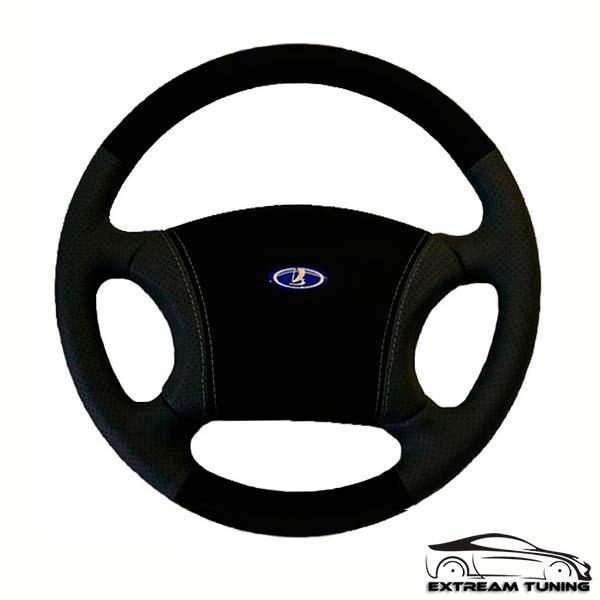 Руль кожаный ВАЗ 1118