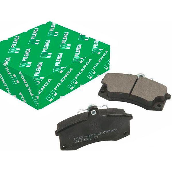 Передние тормозные колодки PILENGA FD-P2003