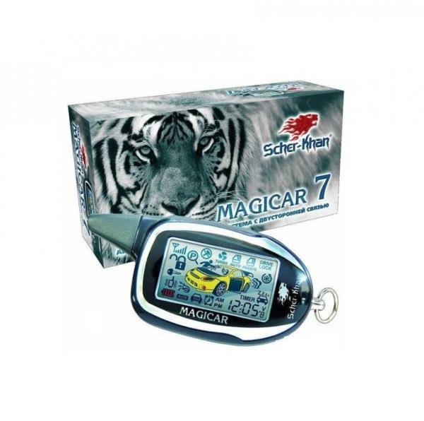 Автомобильная сигнализация Scher-Khan Magicar 7