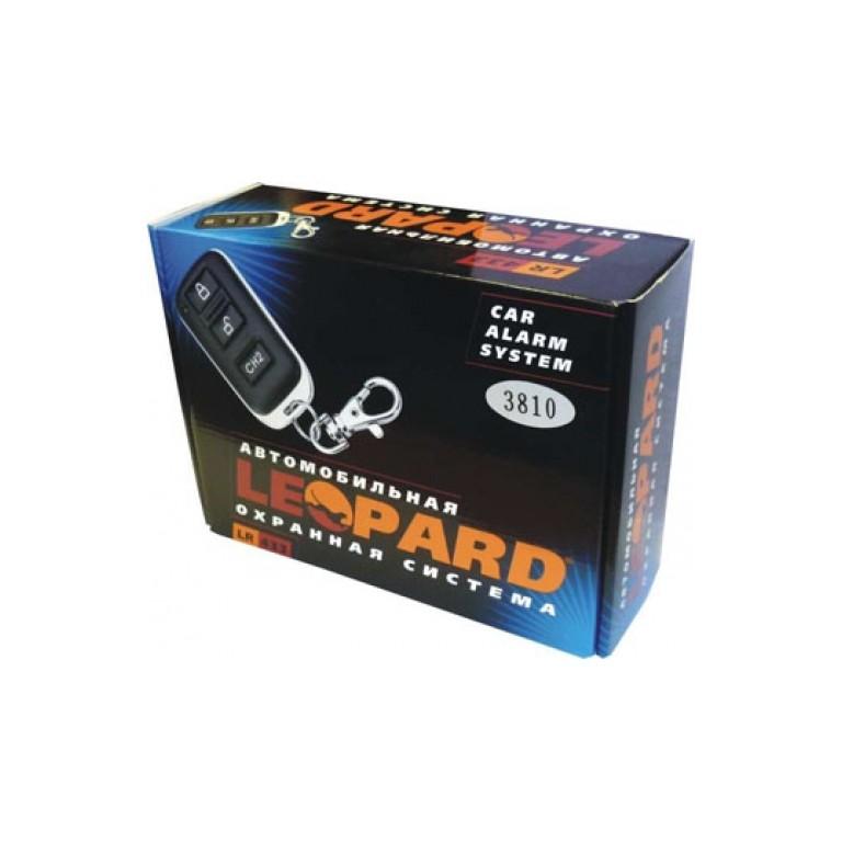 Автосигнализация LEOPARD LR 433 (с сиреной)