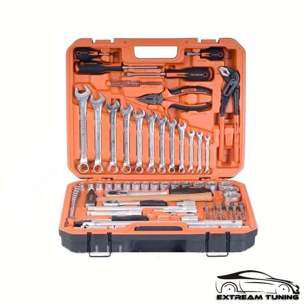 Набор инструмента 105пр. 1/2 DR 1/4 DR АвтоDело Professional
