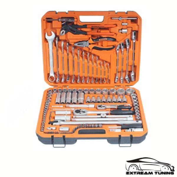 Набор инструмента 123 пр 6PT АвтоDело Professional