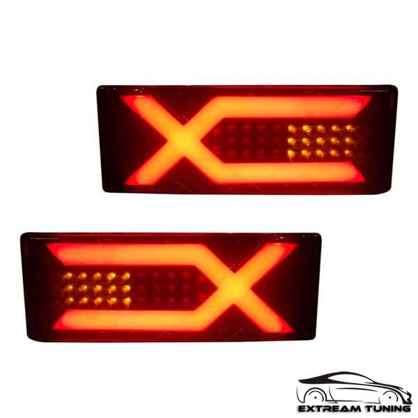 YAB-LD-0013 J Задний фонарь 2109 икс2