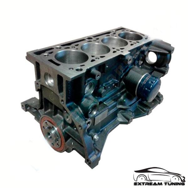 Блок цилиндров 16кл. в сборе для двигателя К4М (Largus, Nissan Almera, Renault Scenic и др.